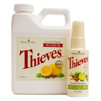 Thieves Fruit & Vegetable Spray