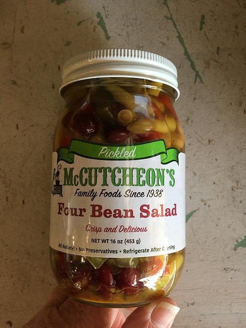 Four Bean Salad (16oz)