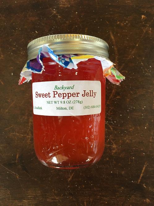 Sweet Pepper Jelly (jar)