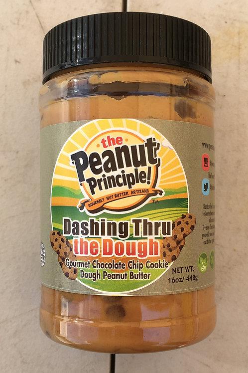 SG-Gourmet Chocolate Chip Cookie Dough Peanut Butter (16oz)