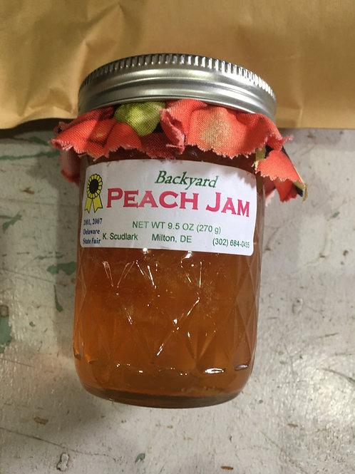 Peach Jam (jar)