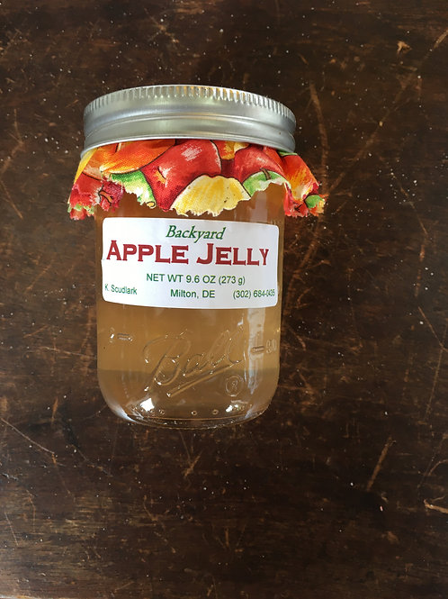 Apple Jelly (jar)