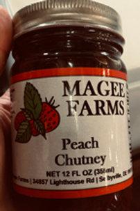 Peach Chutney (12oz)