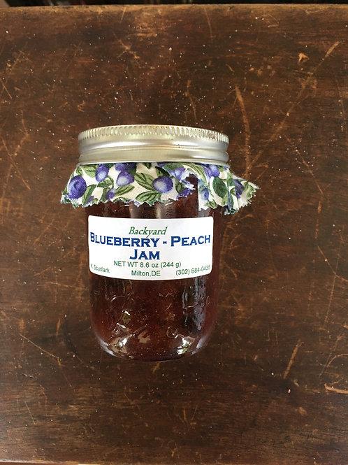 BJJ-Blueberry-Peach Jam (jar)