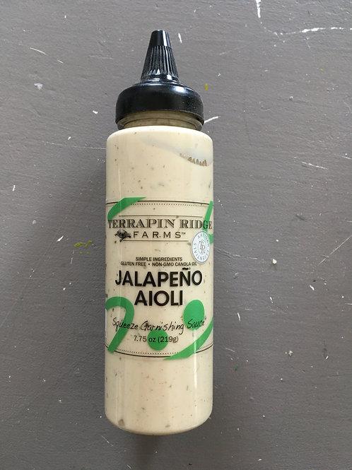 SG-Jalapeno Aioli (7.75oz)