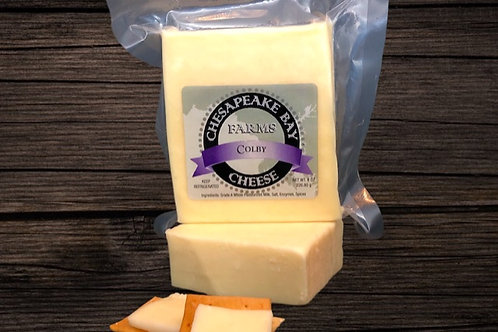 CB-Colby Cheese (8oz)