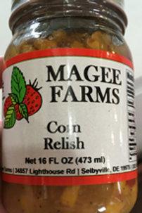 Corn Relish (16oz)