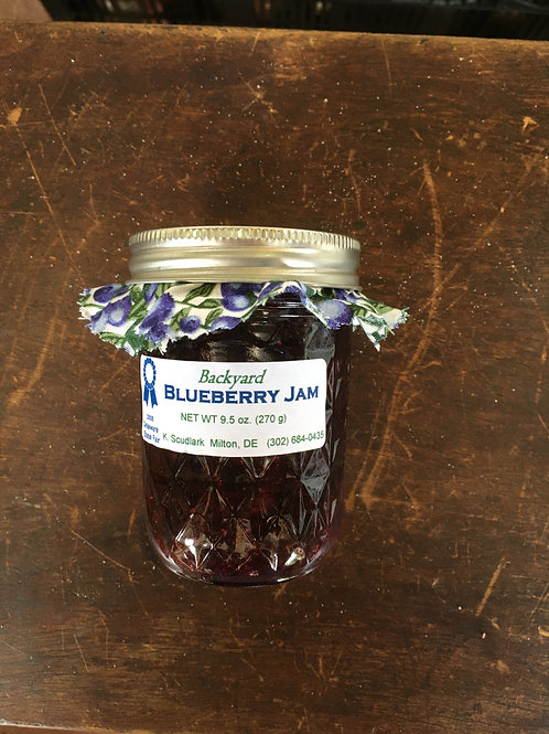 Blueberry Jam (jar)