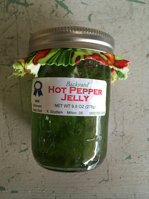 Hot Pepper Jelly (jar)