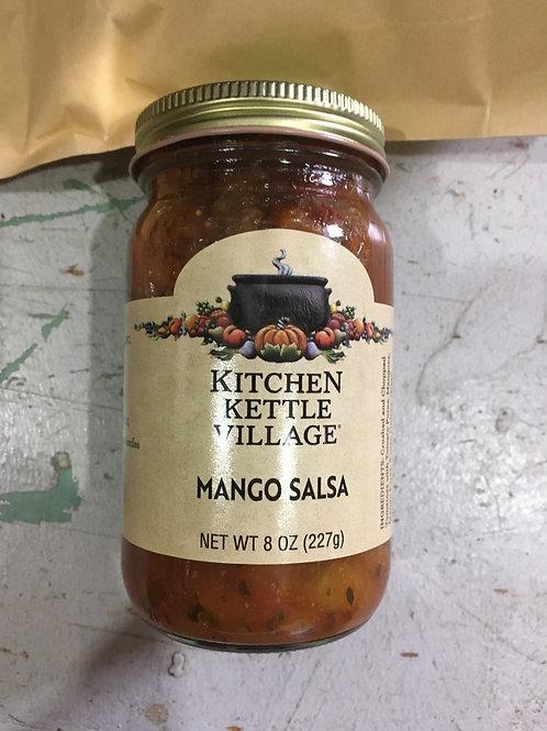 Mango Salsa (8oz)
