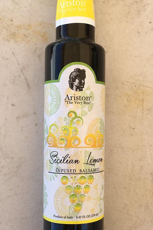SG-Sicilian Lemon Infused Balsamic (8.45oz)