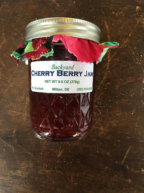 Cherry Berry Jam (jar)