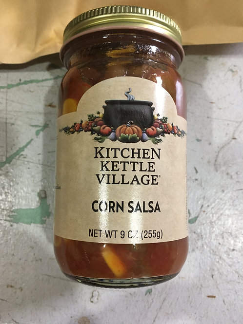 KV-Corn Salsa (9oz)