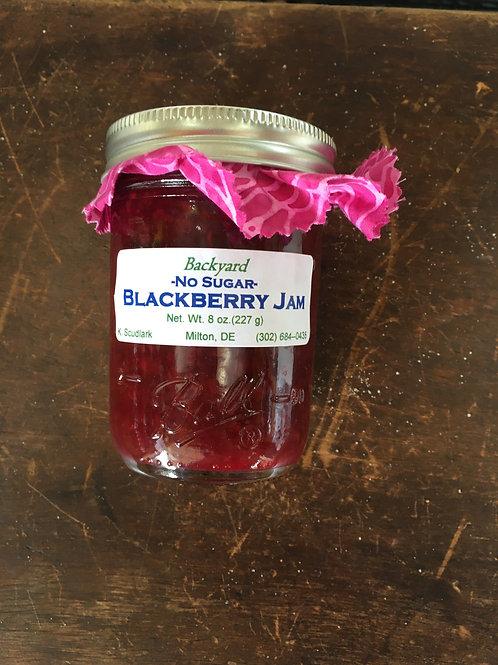 No Sugar Blackberry Jam (jar)