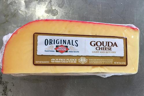 DW-Gouda Cheese (8oz cake cut)
