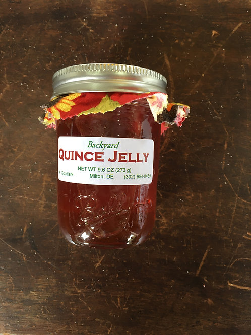Quince Jelly (jar)
