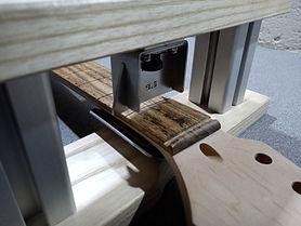 Guitar Neck Fret Press | GMC Luthier Tools