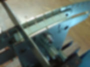12 String Guitar Nut With Proportional String Spacing | GMC Luthier Tools