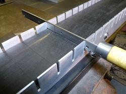 Fretboard Slotting Jig