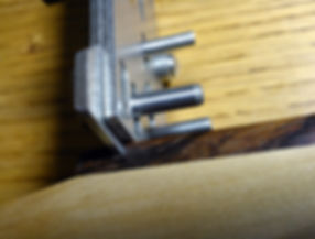 Guitar Nut Slot Depth | GMC Luthier Tools