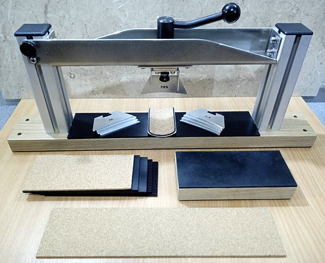 GUITAR FRET PRESS - Complete System for Solid Body Guitars