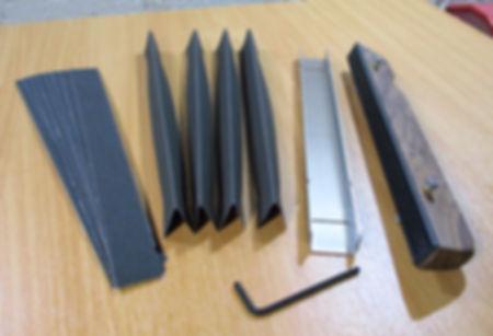Fret Levelling Abrasive | GMC Luthier Tools