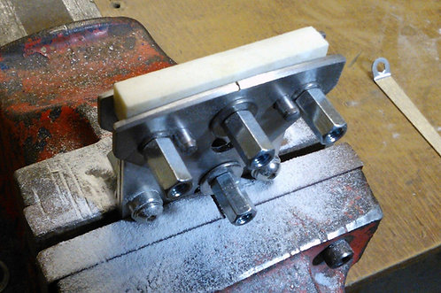 GUITAR NUT & SADDLE VICE