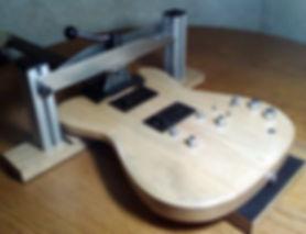Essential Guitar Fretting Tool   Fret Press   GMC Luthier Tools