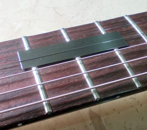 Guitar Neck Relief Amount | GMC Luthier Tools