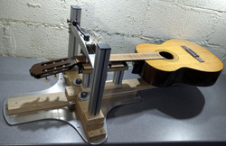 Acoustic Guitar Fret Press