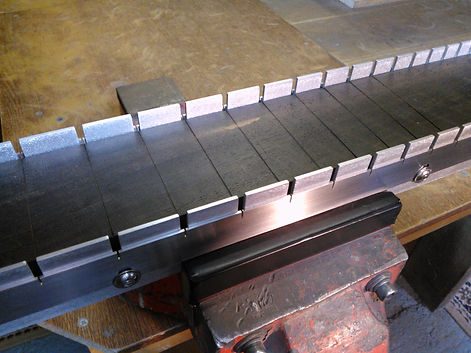 Fret Slot Cutting Jig