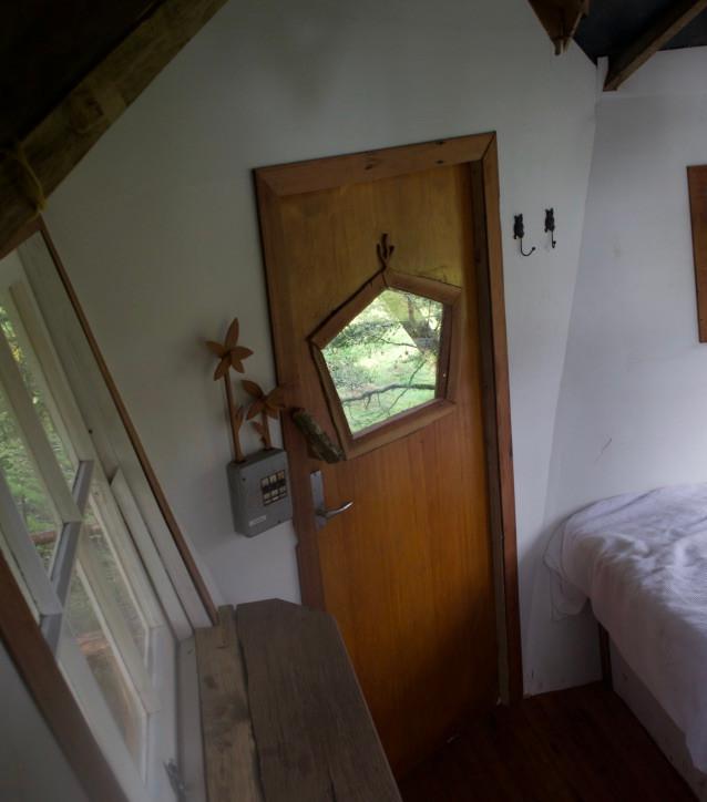 Baumhaus Innenraum
