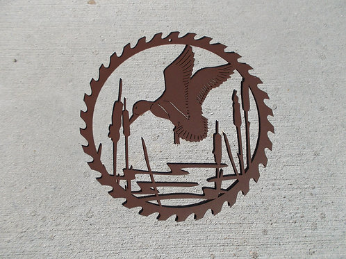 Duck Saw Blade