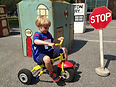 Activities and educational content of the Evanston Safety Town