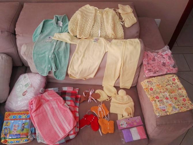 Chá de Bebê Virtual beneficia família da Vila Elizabeth