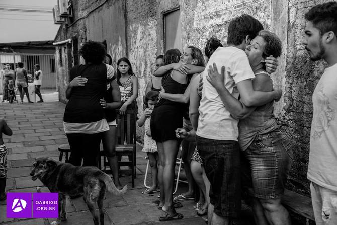 Moradores da Vila Elizabeth lembram vizinhos assassinados e pedem paz