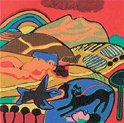 Italian Suite C, 2004