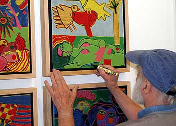 Exhibition Ramat Gan Museum of Art  24.9.03 - 29.02.04 Israel