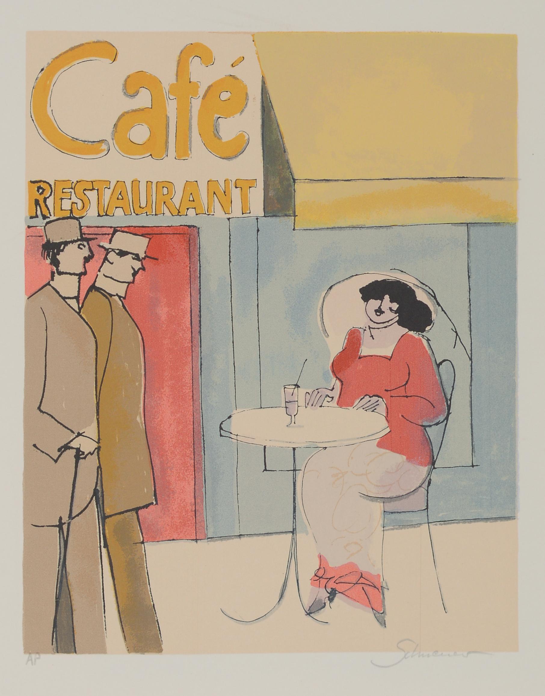 S197 Petit Cafe