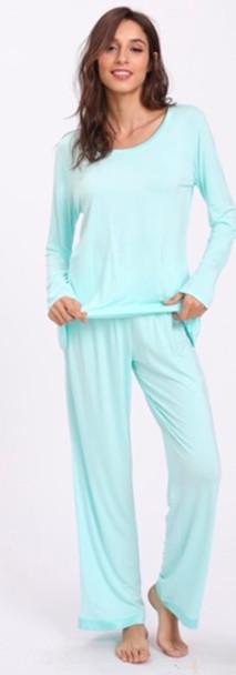 Mist Bamboo Pajamas