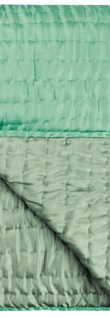 Chenevard Eau De Nil & Celadon Quilts & Pillowcases
