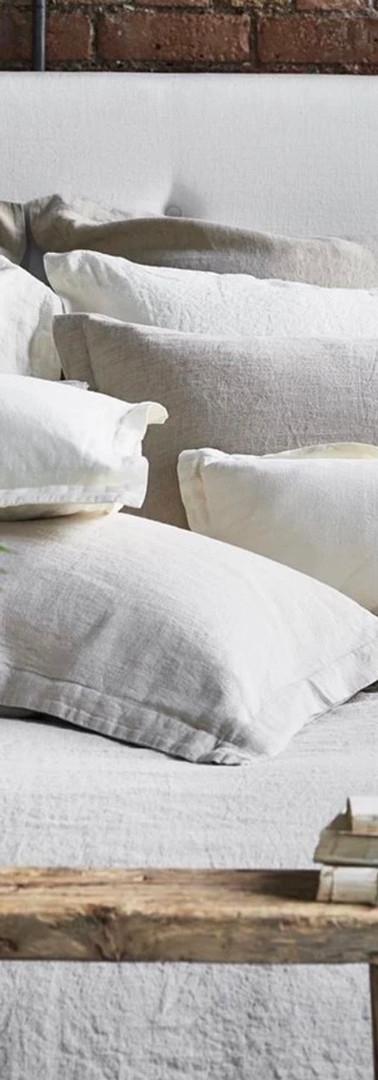 Biella Ivory Bedding