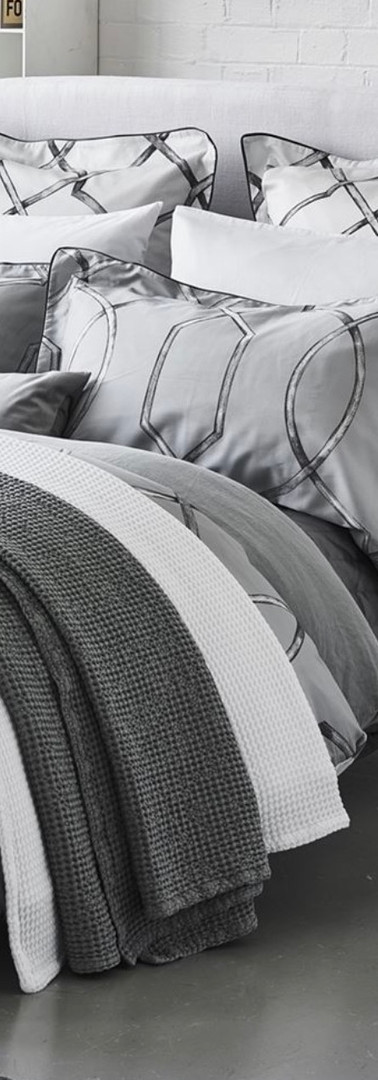 Rabeschi Slate Bed Linen