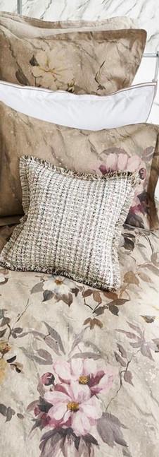 Carrara Fiore Cameo Bed Linen