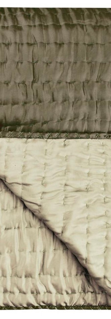 Chenevard Espresso & Birch Quilts & Pillowcases