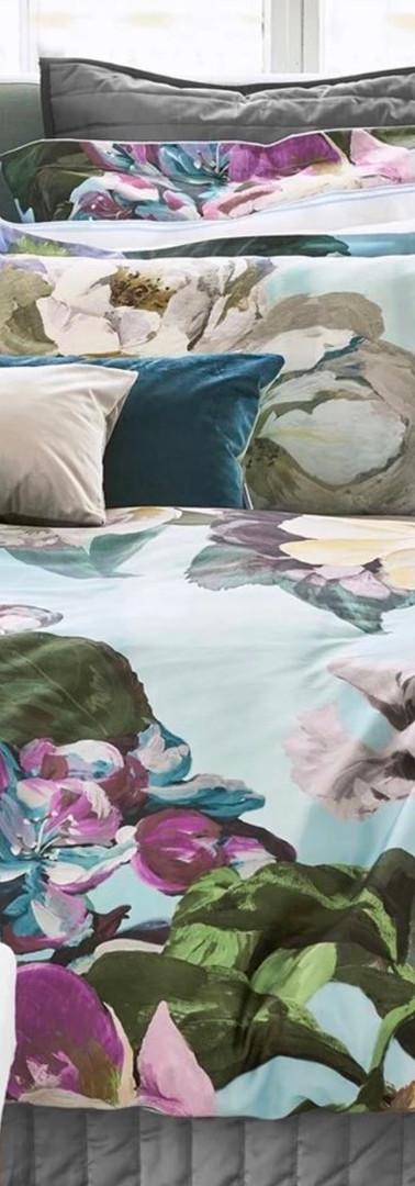 Delft Flower Sky Bed Linen