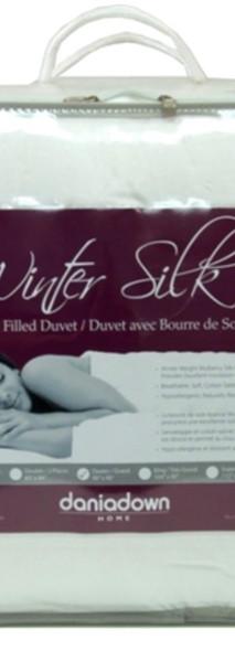 Winter Silk Duvet