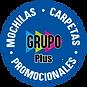MOCHILAS Y CARPETAS GRUPO PLUS