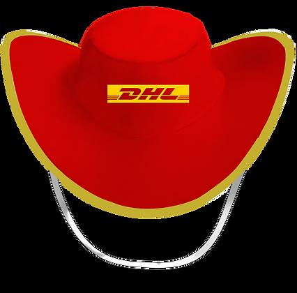 Sombrero Plegebale Rojo