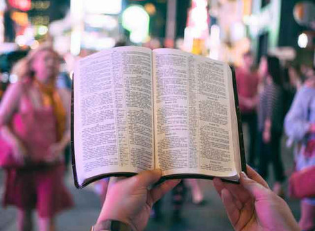 Where is the Place of Preaching?